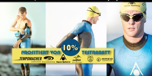 Neoprentestschwimmen am 24. März in Ludwigsburg!
