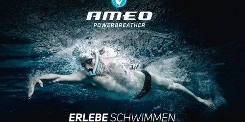 AMEO Powerbreather - Testaktion im Campusbad